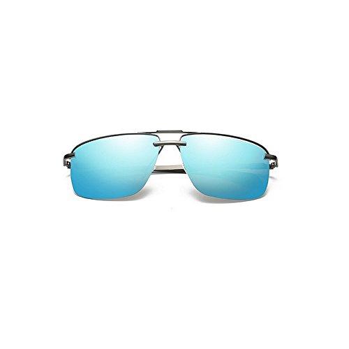 Homme de soleil gun blue Lunettes MINCL 1xwB0Oqv8w
