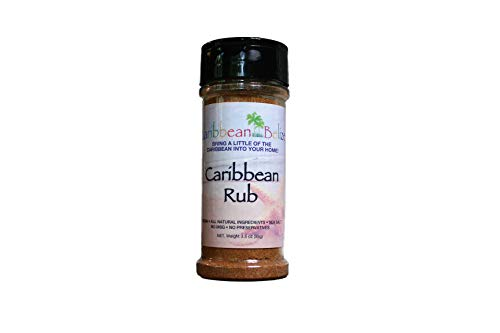 Caribbean Rub-All the flavors of the islands for an amazing BBQ Rub for seafood or meats ()