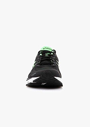 Asics Uomini Gt 5-1000 Scarpe Da Corsa Nero / Lime