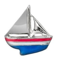 TK Lockets ~ SAILBOAT CHARM
