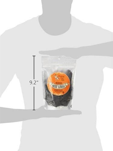 Chasing Our Tails Naturally Dehydrated Beef Liver Pets, 5-Ounce by Chasing Our Tails (Image #4)