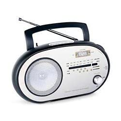 RP1103 Emerson RP1103 AM/FM/Weather/TV Portable Radio RP1103