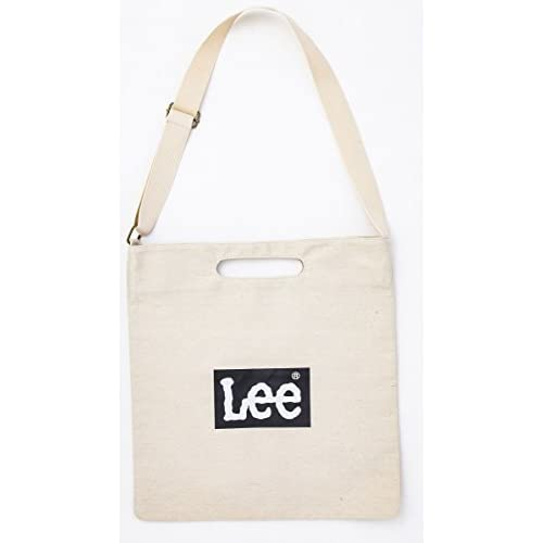 Lee 2WAY BAG BOOK 付録