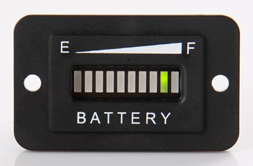 amazon 48v golf cart led battery indicator meter club car ez go 92 Club Car Wiring Diagram 48v golf cart led battery indicator meter club car ez go yamaha