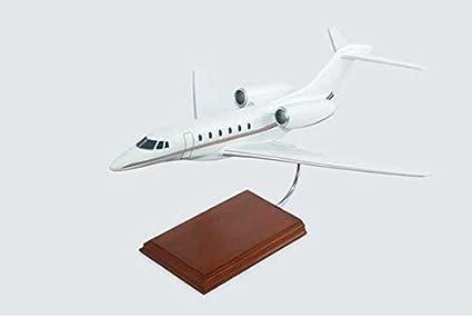 Amazon Com Cessna Citation X Quality Desktop Model Plane 1