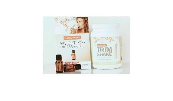 Complete Slim Sassy Weight Loss Kit Vanilla Amazon Ca Home