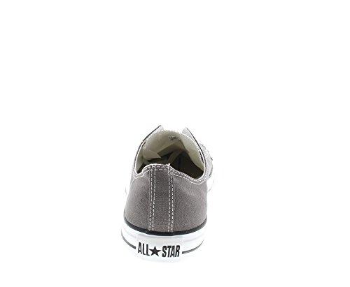Star Chuck Zapatos Grau Taylor charcoal de All unisex Converse lona vFxwq7t7
