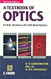 A Text Book of Optics