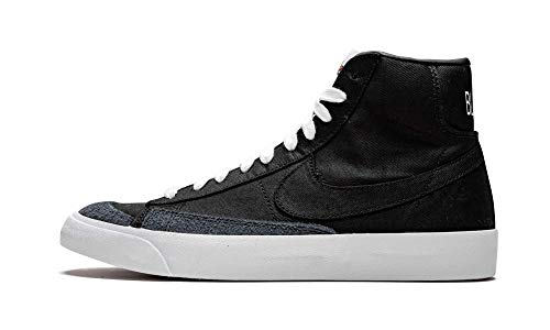 Nike Blazer Mid '77 Vintage WE (Canvas) Black/White ()
