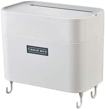 ポータブルトイレットペーパーホルダー、バスルーム用壁掛けトイレットペーパーディスペンサー、ホームティッシュボックスキッチンバスルームアクセサリー