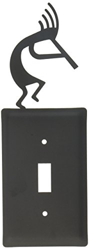 8 Inch Kokopelli Single Switch Cover