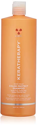 Keratherapy Keratin Infused Color Protect Shampoo - 33.8 Fl Oz