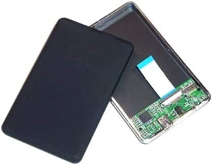 Micro SATA Cables 1.8 Inch HDD CASE Enclosure for ZIF LIF 24 Pin Samsung HS12UHE