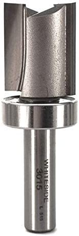 Whiteside Router Bits 3019 Template Bit with Ball Bearing