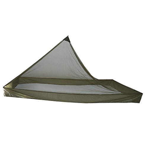 三寛容なレンダリングPerfk 軽量 旅行 キャンプ 蚊帳テント 全3色