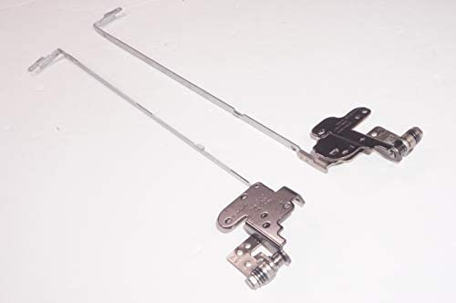 FMS Compatible with 809297-001 Replacement for Hp LCD Hinges Hd 17-G015DX 17-G121WM 17-G130NR 17-G113DX