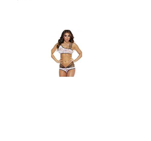 palmer clubwear - Body - para mujer blanco
