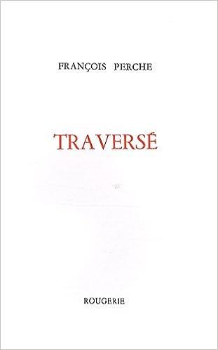 En ligne Traversé pdf