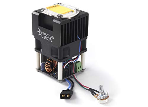 High Power 100W LED Spot Light Module DC 12V / 24V - Stratus LEDs (5600K - 12V - 80CRI - 13000 Lumens) by Stratus Productions (Image #7)