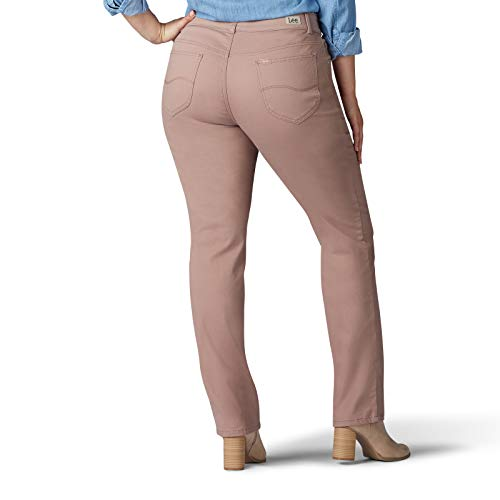 Lee Women's Plus Size Relaxed Fit Straight Leg Jean