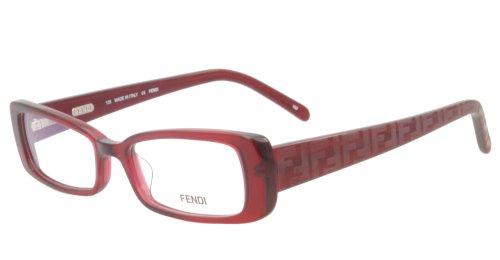 Fendi Eyeglasses F 906 RED 509 F906 - Fendi F