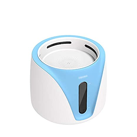 QFFL chongwuyinshuiji Dispensador de Agua Circulación automática Agua Potable Artefacto Agua en Vivo Móvil Pet Bebedero