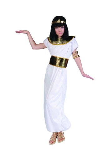 Toga Costumes Female (RG Costumes Cleopatra Costume, Child Small/Size 4-6)