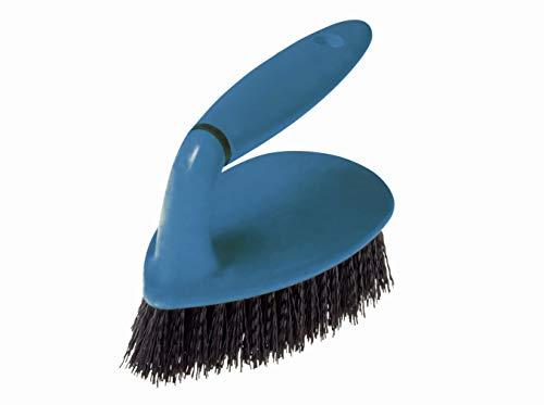 Greener Cleaner Scrubbing Brush, Blue, one Size