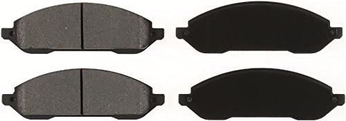 - Front Stirling Both Left and Right SMD1367 Semi Metallic Disc Brake Pads Set