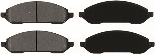 PROFORCE CRD1292 True Ceramic Disc Brake Pads Set (Both Left and Right) - -