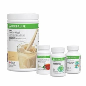 (Herbalife Quickstart Weight Loss Program French Vanilla)