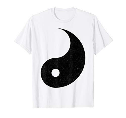 Yin Costume T-Shirt Couple Yin And Yang Costume -