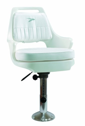 Wise 8WD015-6-710 Standard Pilot Chair with Cushions, 12-18