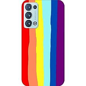Joe Designer Printed Back Case Cover for Oppo Reno 6 Mobile (Multicolor) art150