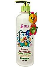 Pets Republic Shampoo 5 in 1 - Green