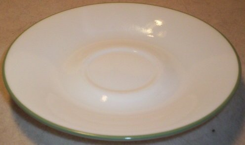 Corning Ware Corelle Summer Blush/ Pansy Saucer Set of 6 ()