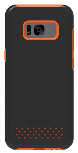 dog-bone-fortifier-samsung-galaxy-s8-case-black-orange