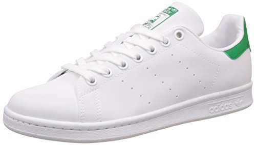 Adidas Smith Mode Stan Femme Baskets green Blanc ftwwht ftwwht r5ZrxqTw