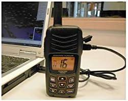 Standard Horizon Hx300e Floating Handheld Marine Vhf Radio Elektronik