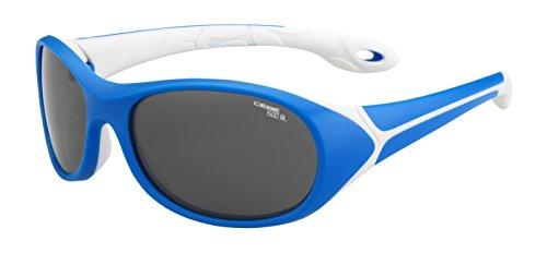 blue matt Blue white Sol Small niños White Gafas de Unisex Cébé Simba Matt Rwqv6P6