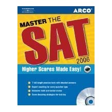 Master the NEW SAT, 2005/e w/out CD-ROM