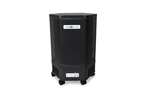 Amaircare 3000 HEPA Air Purifier, Pre, Post Filters, Slate