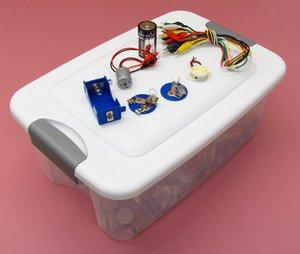 Holder Bulb Economy - SEOH Classroom Physics Electricity Bulk Basics Kit