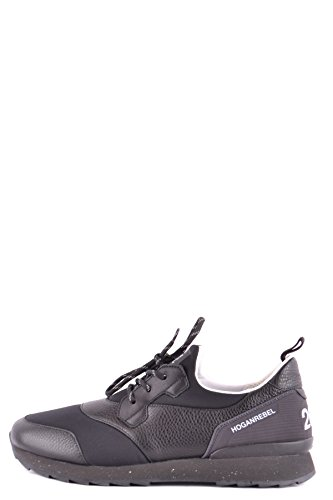 Hogan Sneakers Uomo MCBI148521O Pelle Nero