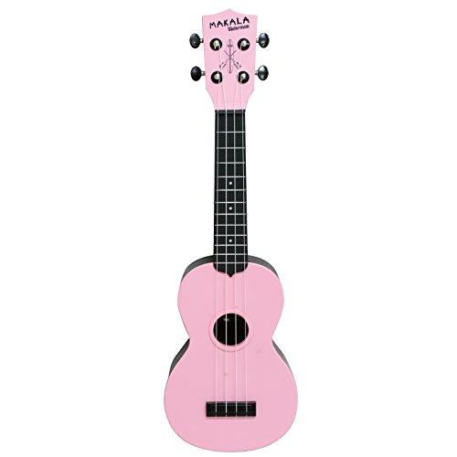 Best Pink Ukulele No.6: Kala MK-SWB Makala Waterman Series Soprano Ukulele