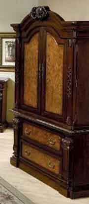 Montecito II TV Armoire by Coaster Furniture