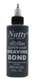 NATTY Super Hair Weaving Bond 4oz ()