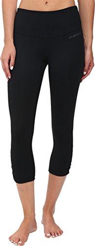 Capris Womens Brooks (Brooks Women's Greenlight Capris Black/Black X-Large)