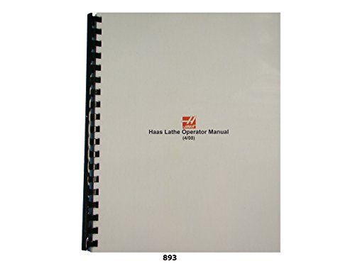 Haas CNC Lathe SL Series Operator Training Manual for sale  Delivered anywhere in USA