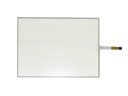 NJYTouch 15inch 4 Wire Resistive Touch Screen Panel 322x247mm For 15
